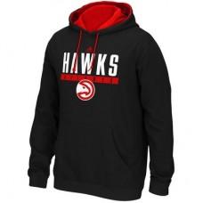 Atlanta Hawks - Tip-Off Playbook NBA Mikina s kapucňou