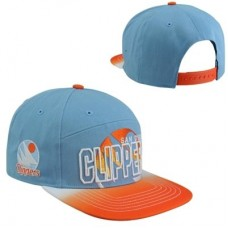 Los Angeles Clippers - Glowdown Snapback NBA Čiapka