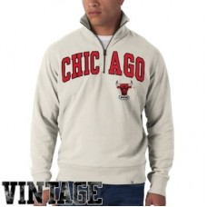 Chicago Bulls - Vintage Fleece NBA Mikina