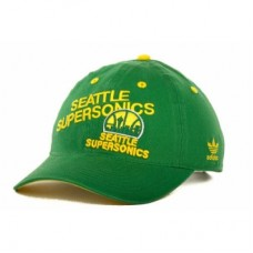 Seattle SuperSonics - Slouch LD NBA Čiapka