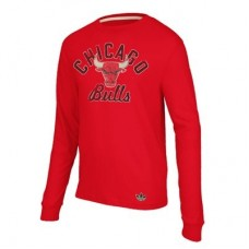 Chicago Bulls - Springfield Long Sleeve  NBA Tričko