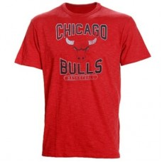 Chicago Bulls - Logo Scrum NBA Tričko