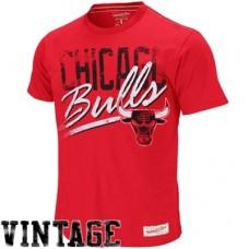 Chicago Bulls - Pre-Game Vintage  NBA Tričko