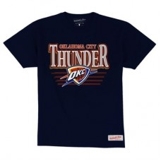 Oklahoma City Thunder - Metallic Showdown NBA Tričko