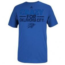 Oklahoma City Thunder - Crazy City  NBA Tričko