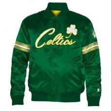 Boston Celtics - Starter Satin NBA Bunda