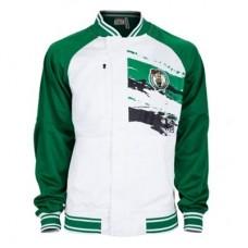 Boston Celtics - Satin Obojstranná FF NBA Bunda