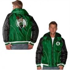 Boston Celtics - Polyfill NBA zimná Bunda