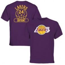 Los Angeles Lakers - Kobe Bryant Core Issued NBAp Tričko