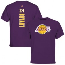 Los Angeles Lakers - Kobe Bryant Backer NBAp Tričko