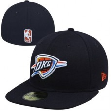 Oklahoma City Thunder - 59FIFTY Team Logo  NBA Čiapka