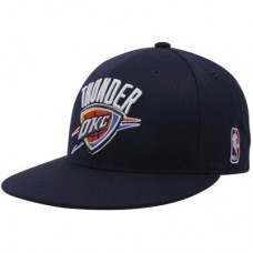 Oklahoma City Thunder - Preferred Flat Bill NBA Čiapka