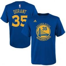 Golden State Warriors Detské - Kevin Durant Game Time Flat NBA Tričko