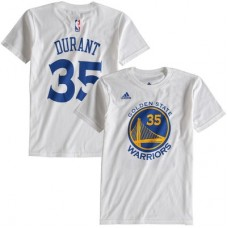 Golden State Warriors Detské - Kevin Durant Game Time Flat NBA Tričko