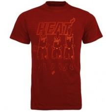 Miami Heat - Rep Pride  NBA Tričko
