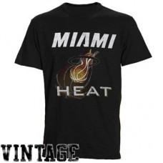Miami Heat -  Crest Tri-Blend   NBA Tričko