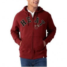 Miami Heat - Striker Full Zip  NBA Mikina s kapucňou