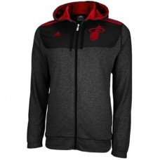 Miami Heat - On-Court Pregame Full Zip NBA Mikina s kapucňou