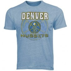 Denver Nuggets - Crest Tri-Blend NBA tričko
