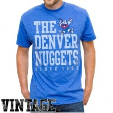 Denver Nuggets - Team Word Block Vintage NBA tričko