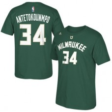 Milwaukee Bucks - Giannis Antetokounmpo Net Number NBA Tričko