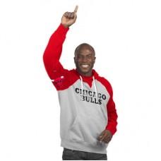 Chicago Bulls - Hands High NBA Mikina s kapucňou