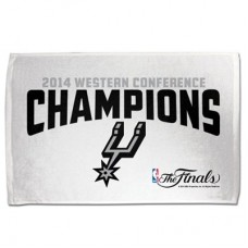 San Antonio Spurs - 2014 Eastern Conference Champs NBA uterák