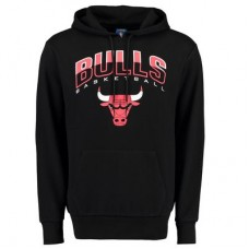 Chicago Bulls - UNK Ballout NBA Mikina s kapucňou