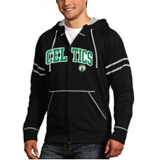 Boston Celtics - Velocity Full Zip NBA Mikina s kapucňou