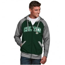 Boston Celtics - Strategy Raglan NBA Mikina s kapucňou