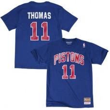 Detroit Pistons - Isaiah Thomas Hardwood Classics NBA Tričko