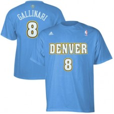 Denver Nuggets - Danilo Gallinari Net Number NBA Tričko