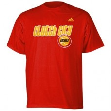 Houston Rockets - Clutch City NBA Tshirt