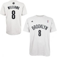 Brooklyn Nets - Deron Williams Net Number NBA Tričko