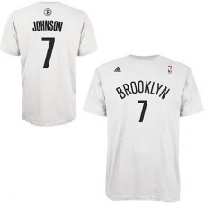 Brooklyn Nets - Joe Johnson Net Number NBA Tričko