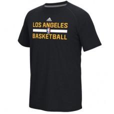 Los Angeles Lakers - On-Court Climalite Ultimate NBA Tričko
