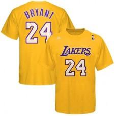 Los Angeles Lakers - Kobe Bryant Net Number NBA Tričko