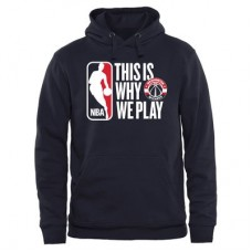 Washington Wizards - This Is Why We Play NBA Mikina s kapucňou