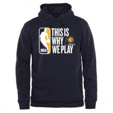 Indiana Pacers - This Is Why We Play NBA Mikina s kapucňou