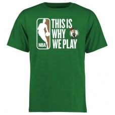 Boston Celtics - This Is Why We Play NBA Tričko