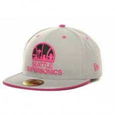 Seattle SuperSonics - Deez Neon 59 FIFTY LD NBA Čiapka