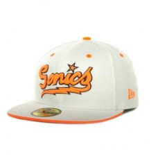 Seattle Seahawks - Deez Neon 59 FIFTY LD NBA Čiapka
