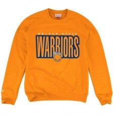 Golden State Warriors - Retro Blur Fleece NBA Mikina