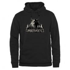 Minnesota Timberwolves - Court Warrior NBA Mikina s kapucňou