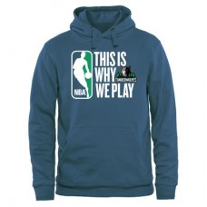 Minnesota Timberwolves - This Is Why We Play NBA Mikina s kapucňou