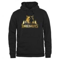 Minnesota Timberwolves - Gold Collection NBA Mikina s kapucňou