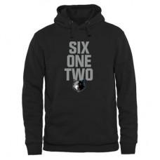 Minnesota Timberwolves - Area Code NBA Mikina s kapucňou