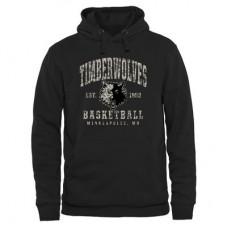 Minnesota Timberwolves - Camo Stack NBA Mikina s kapucňou