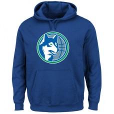 Minnesota Timberwolves - Hardwood Classics Tech Patch NBA Mikina s kapucňou