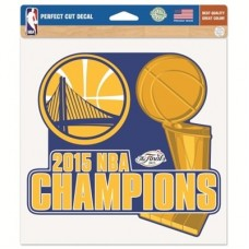 Golden State Warriors - 2015 Finals Champions NBA Nálepka